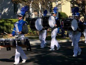 Girls in the Drumline